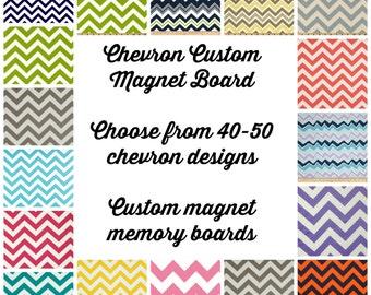 Custom Magnet Board, Magnetic Boards, Design Your Own Magnetic Board, Wall Hanging Magnet Board, Personalized