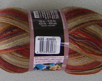 Alize Superwash Sock Yarn, 100g/459 yd, #4659