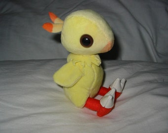 Chocobo Chick Plushie - PDF PATTERN