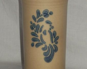 Pfaltzgraff Folk Art Vase USA