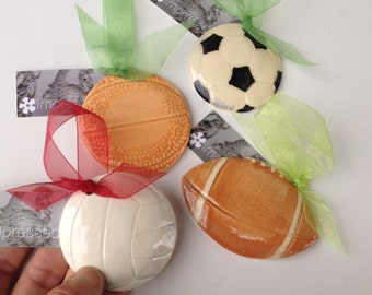 Have a Ball, Sports ornaments