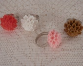 SUPER SALE! Adjustable Ring, Choice of Color, Fun Rings, Party Rings or Favors
