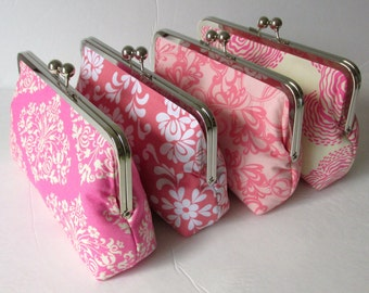 Wedding Clutch, bridesmaids clutch,  Bridesmaid gifts for Bridesmaid Wedding Attendants