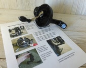 Hand Crank for Sewing Machine Reproduction Convert Your Spoked Wheel Machine