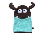 Elinn Moose Elk Washcloth