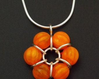 Rhiannon Eternity Necklace in Sterling Silver