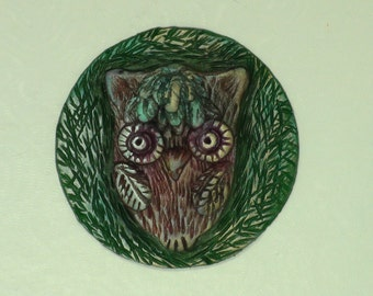 Owl About It Cabochon