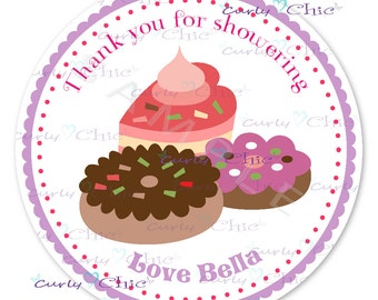 Be my Valentine -Personalized Stickers or Labels for your Favors -Choose Size-