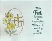 Easter Faith