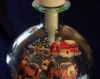 Soap Dispenser-2 Deer-Item 776