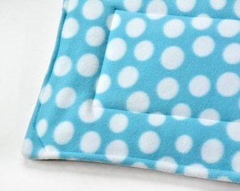 """Pet Crate Pad for Puppy Dog or Cat, 17"""" X 11"""" Crate Bedding Mat Gift Idea"""
