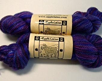 Apple Laine Apple Pie Yarn - Pretty in Purple