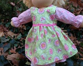 Doll Outfit fits 15 - 17 inch Waldorf Doll