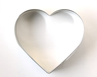 Large Heart Cookie Cutter - Valentine's Cookies