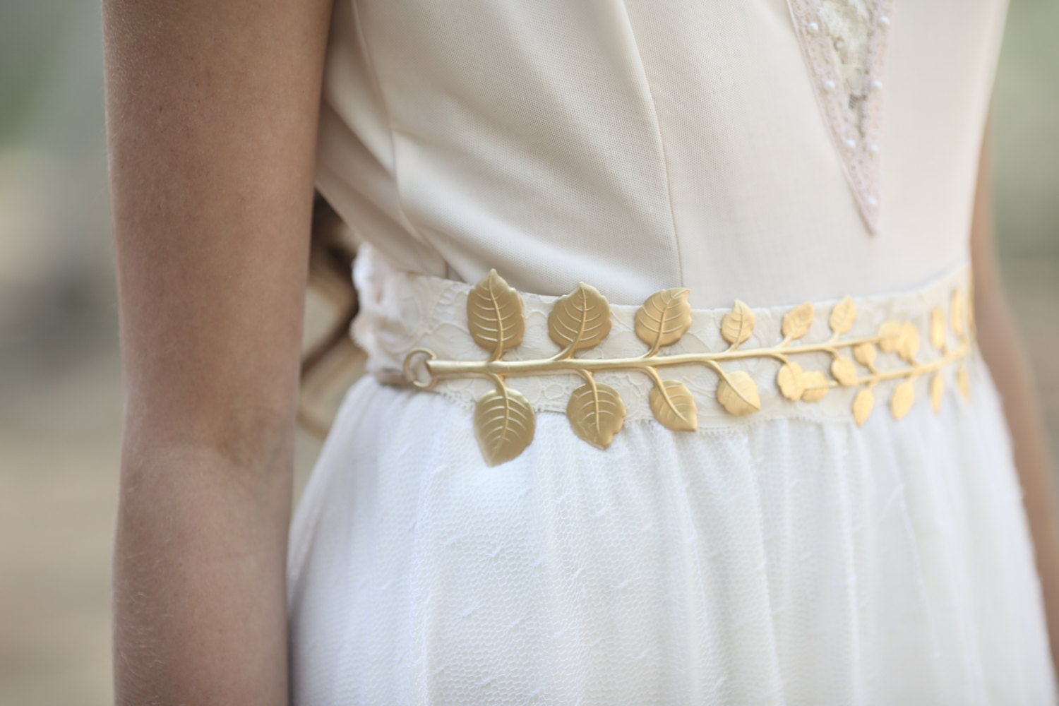 how to make daenerys gold belt