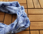 Tardis Infinity Scarf/Doctor Who Infinity Scarf