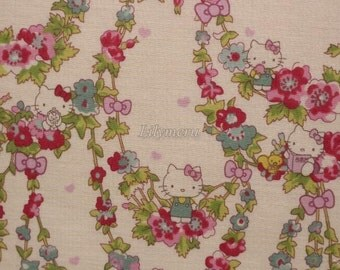 SALE - Hello Kitty X Liberty Print - Hatsune Garland - A - Printed in Japan