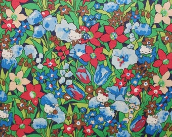 Hello Kitty X Liberty Print - Rico & Floris - C - Printed in Japan