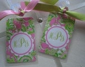 NEW PATTERN LILLY BagTags Luggage Tags Part Four