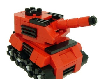 Red Tank Building Kit