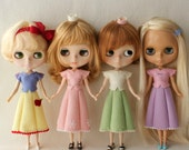 Blythe Fairy Tale Outfit pdf Pattern - Instant Download