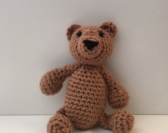 Little Bear Newborn Baby Photography Prop Pick your color
