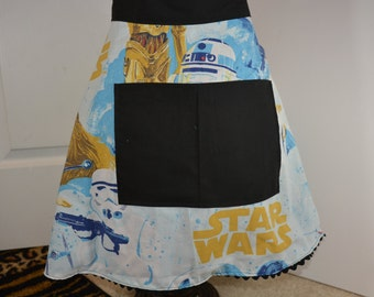 Star Wars Reclaimed Fabric Apron