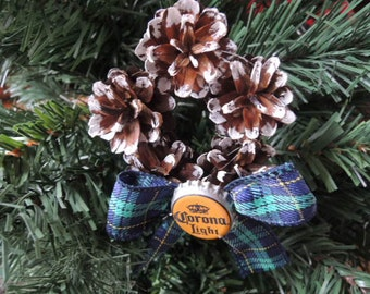 Items Similar To Rolling Rock Beer Bottle Cap Christmas