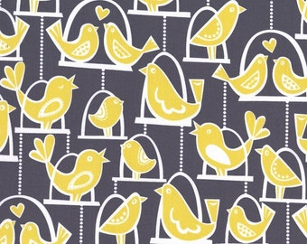 MIchael MIller Bird Swing Fabric - 1 yard