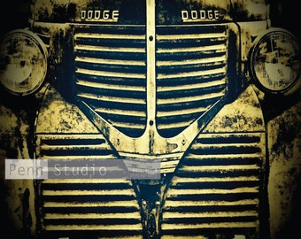 Truck Wall Decor, Truck Home Decor, Dodge Truck, Dodge, Truck Prints, Trucks, Photography, Truck Wall Art