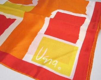 Vera Square Scarf - silk / rayon