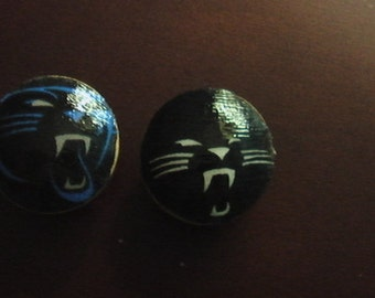 Handmade Knobs Drawer Pull  Panthers Houston Broncos Bears Tampa Bay Dresser Knob Pull Switch Plate Covers to Match in Shop