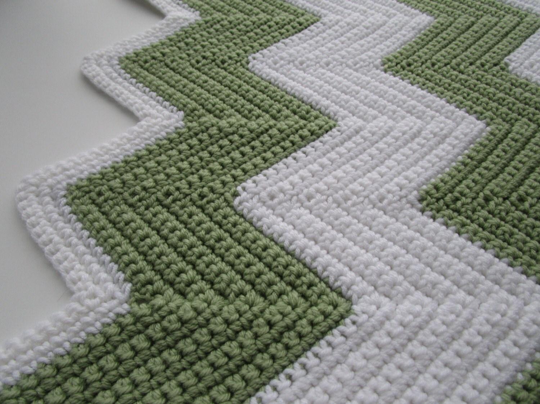 Crochet afghan pattern chevron crochet pattern easy crochet zoom bankloansurffo Images