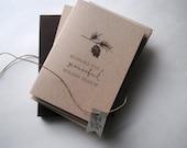 peaceful + petite holiday card set (set of 12)