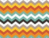 Blend Fabric's, Luckie by Maude Ashbury, Durango (Red) 1 yard