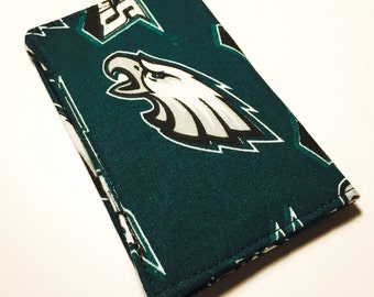 Philadelphia Eagles Wallet NFL - business card holder, credit card holder, gift card holder