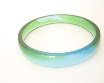 Stacking bangle , resin bangle ,  bracelet ,  jewelry , sapphire bangle ,  blue bangle, emerald bracelet , green resin bangle , jewellery
