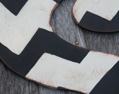 Custom order for Anna Kascsak--2 lrg letters