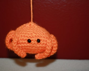 Little Halloween amigurumi spider for young and old alike!