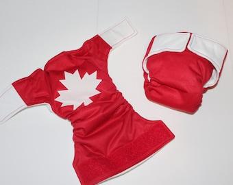 Canada All in one cloth diaper