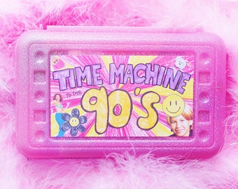 Time Machine to the 90s nostalgia kit