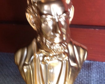 Avon Collectible Abe Lincoln Deep Woods After Shave UNDER 20