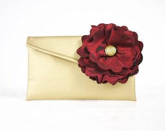 Burgundy wedding clutches, wedding accessories, burgundy bridesmaid clutch, burgundy wedding