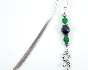Cunning Slytherin Bookmark