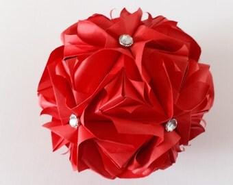 Kusudama Royal Rose