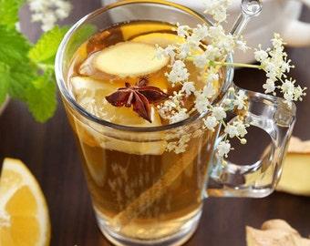 BODY SCRUB ~ Ginger Ale Body Scrub Sugar or Sea Salt Body Polish 8 oz Jar