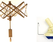 Stanwood Needlecraft - Medium Umbrella Yarn Swift / Ball Winder YBW-B Combination #2