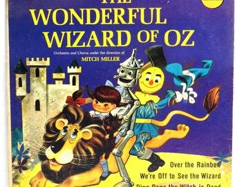 The Wizard of Oz and The Wiz Album Cover Purse Custom Made Vintage LP Record Album Handbag Tote
