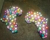Sierra  Africa Earrings