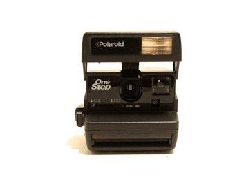 vintage 90s POLAROID One-Step camera